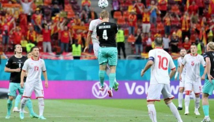 Goli i parë historik për Maqedoninë në Kampionatin Evropian