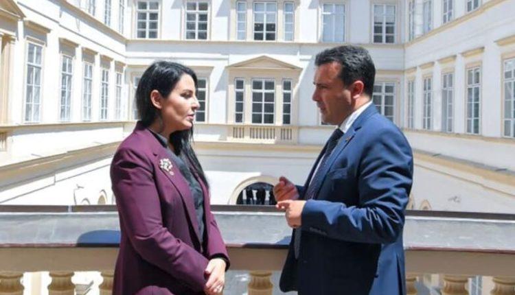 Zaev e Balluku takohen në Vjenë, bisedojnë për Korridorin 8