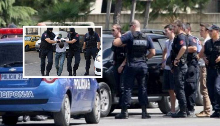 Plagosën me thikë 39 vjeçarin, policia në Tiranë arreston dy të rinjtë