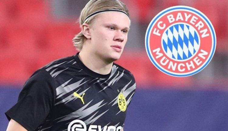 Haaland mund të shkojë te Bayern