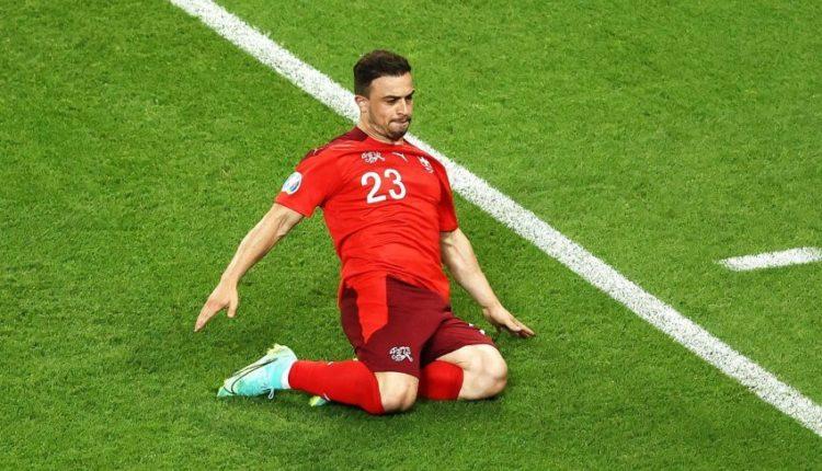 Zvicra falë shqiptarëve kualifikohet në 1/8 e finales së Euro 2020