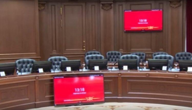 Qeveria shqyrton informacionin për ndërmarrjen e aktiviteteve për digjitalizim të proceseve