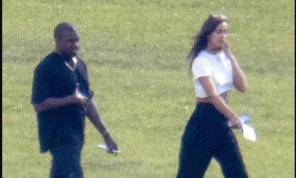 Kanye West zyrtarisht në lidhje me ish të dashurën e Cristiano Ronaldos