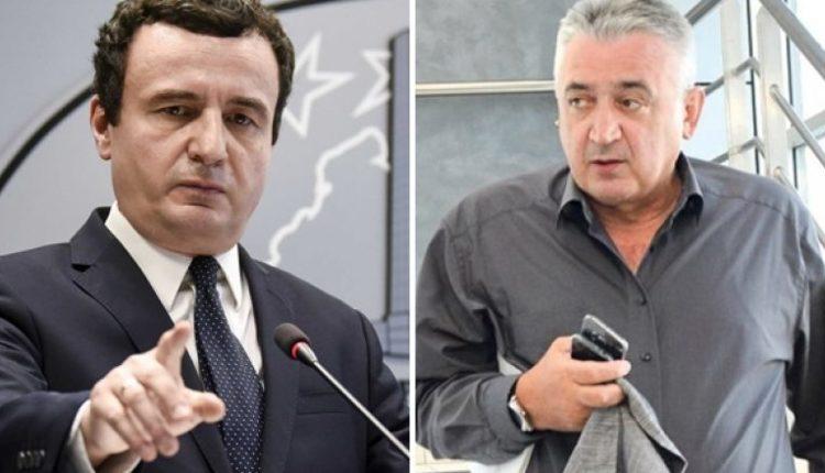 Kurti i kërkoi të largohet nga delegacioni serb, Veljko Odaloviç: Jam i gatshëm të tërhiqem