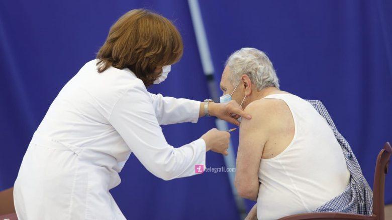 Deri më tani në Vranjë janë vaksinuar 4.502 shtetas të Maqedonisë
