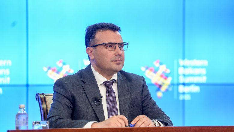 Zaev: Qytetarët kanë trauma pas bllokimit të rrugës evropiane