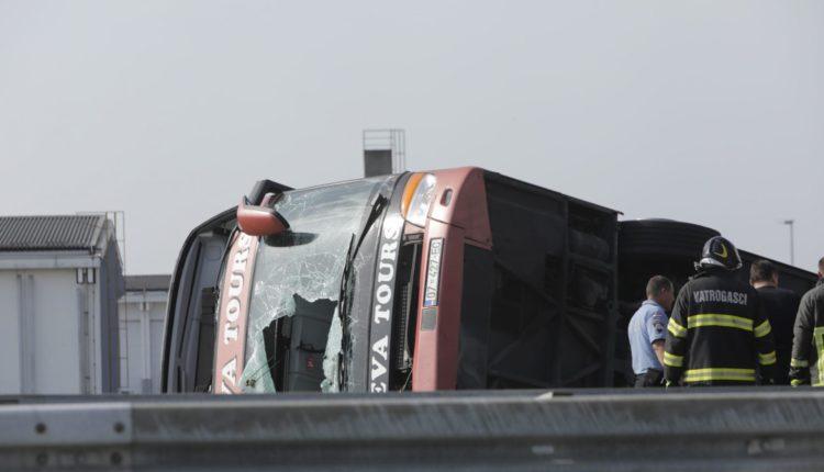 Detaje të reja për tragjedinë në Kroaci, dyshohet se shoferin e zuri gjum