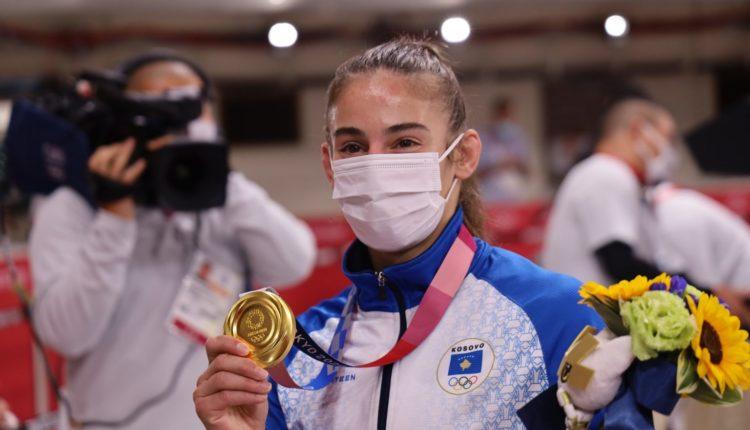 Faqja zyrtare e Lojërave Olimpike për medaljen e dytë të artë të Kosovës: Arritje e pabesueshme