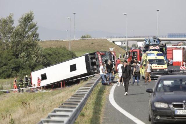 Kosovë, pritet të arrijnë trupat e viktimave nga aksidenti në Kroaci