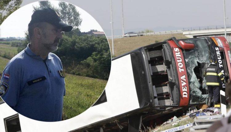 """""""Nuk mbaj mend tragjedi të tillë"""", shefi i Policisë Rrugore në Kroaci: Autobusi ishte plot"""
