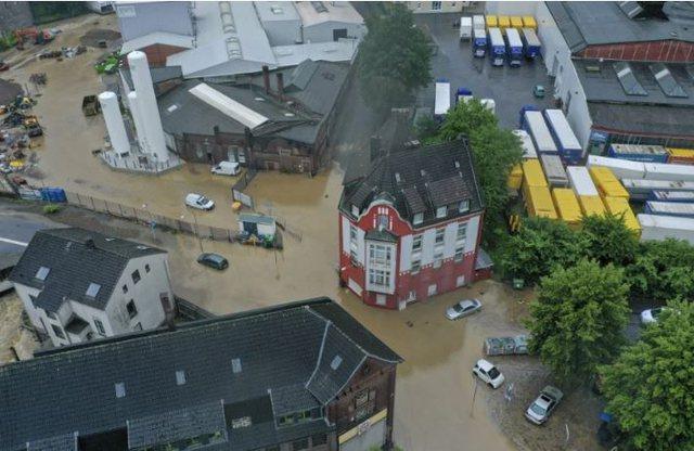 Konfirmohen dy viktima me origjinë nga Kosova si pasojë e vërshimeve në Gjermani