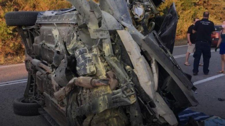 Humb jetën një 22-vjeçar nga Maqedonia në një aksident në Greqi