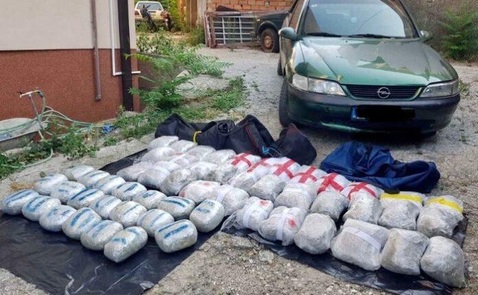Konfiskohet drogë, arrestohen pesë persona mes tyre edhe ish të punësuar në MPB