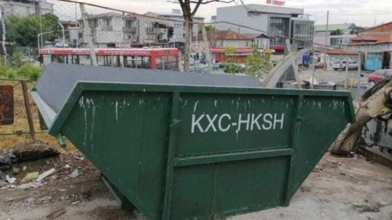 Shkup: Kontejnerë të posaçëm për hedhjen e mbetjeve organike të kurbaneve