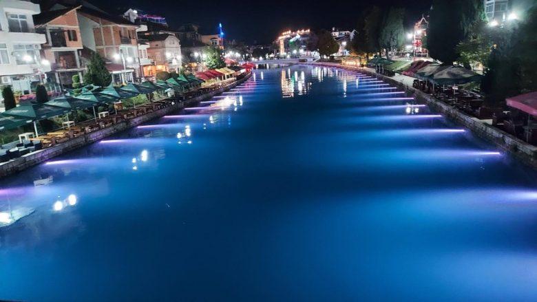 Dritat në njërën anë të Drinit të Zi nuk funksionojnë vetëm një muaj pas lëshimit në përdorim