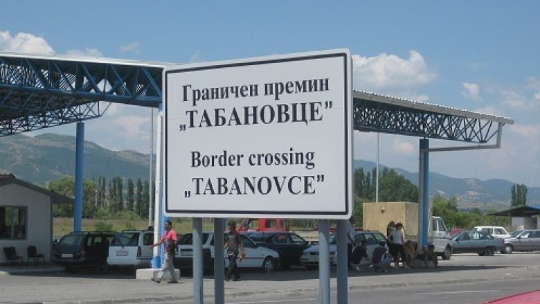 Në vendkalimet kufitare Tabanoc dhe Bogorodicë pritet deri 45 minuta