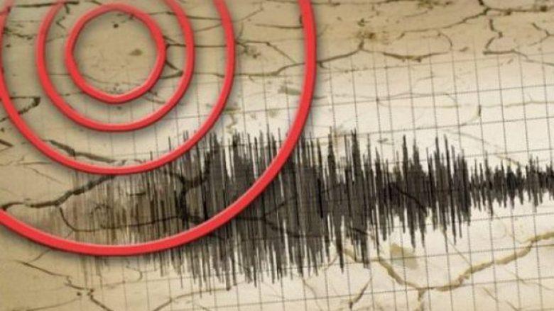 Pas mesnate është regjistruar tërmet në Shqipëri, dridhjet janë ndier edhe në Shkup