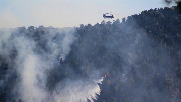 Turqia vë nën kontroll rreth 90 për qind të zjarreve