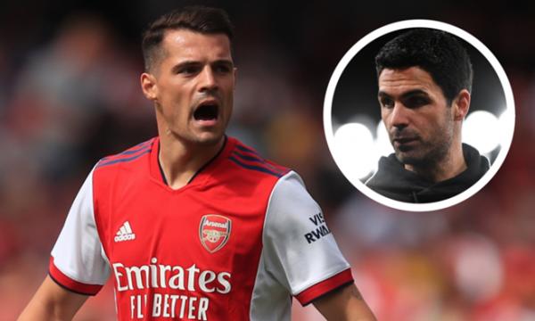 Arteta e konfirmon përfundimisht të ardhmen e Xhakës, pas golit të tij kundër Chelseat