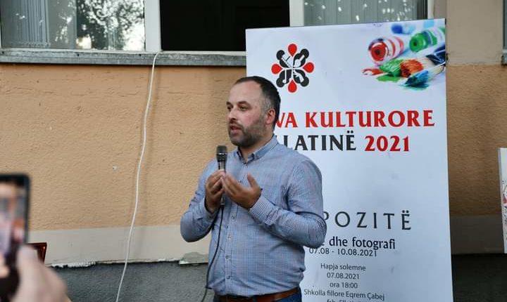 "Hapet ekspozita ""Java Kulturore –Sllatina 2021"""