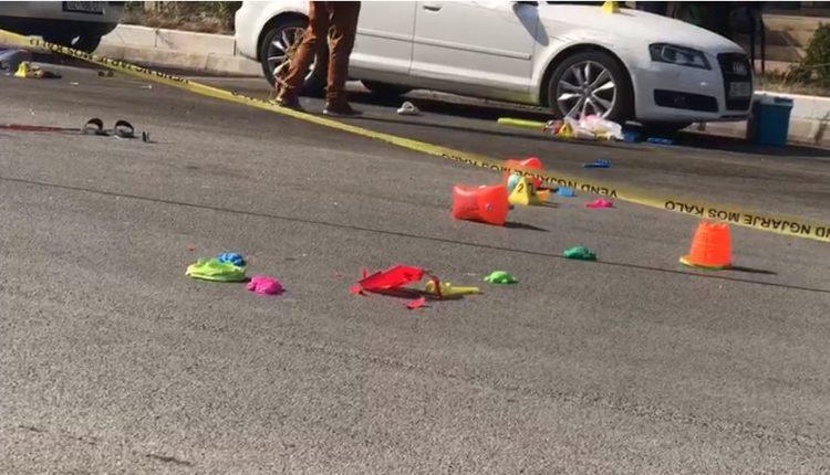 E përplasi furgoni teksa po kalonte rrugën, humb jetën 6-vjeçari në Shëngjin