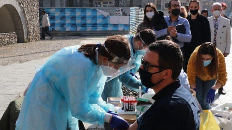 Maqedoni: Dje janë aplikuar 12.939 vaksina