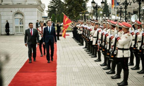 Kurti flet për marrëveshjet që u nënshkruan me Maqedoninë e Veriut