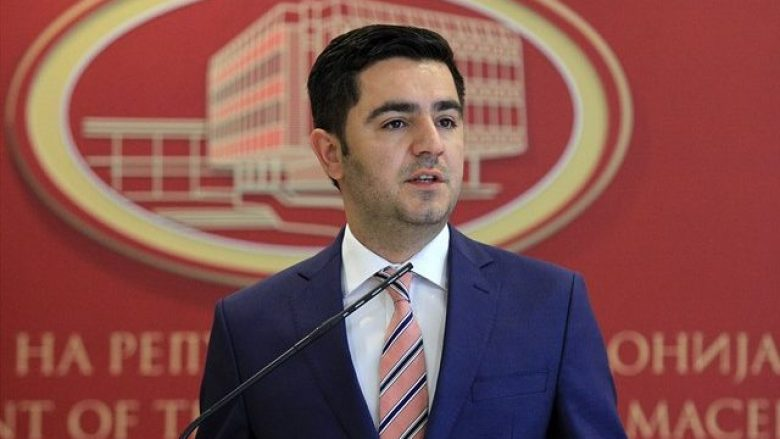 Bekteshi: Maqedonia në të ardhmen do të jetë vend transit për gaz për vendet tjera