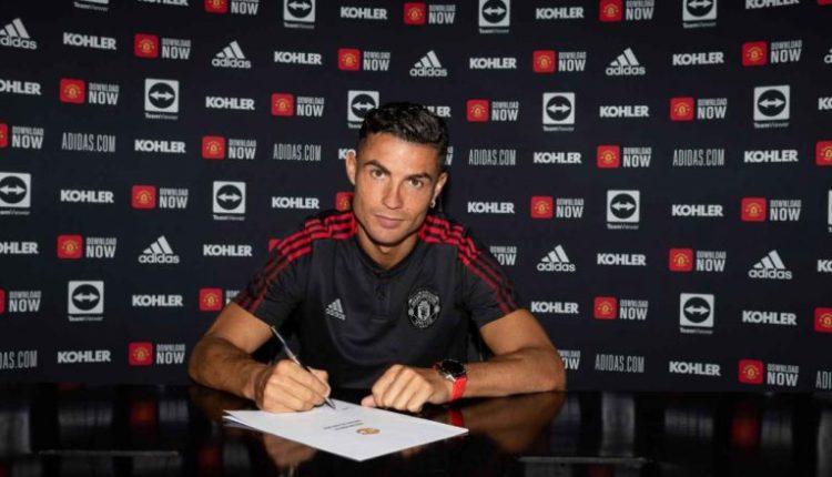 Ronaldo sugjeron se do të qëndrojë te United për tri apo katër vite