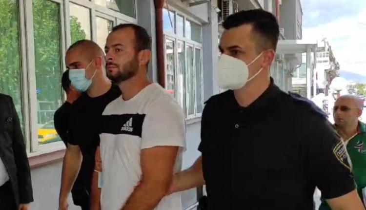 Tetë ditë paraburgim për pesë të arrestuarit në protestat në Tetovë
