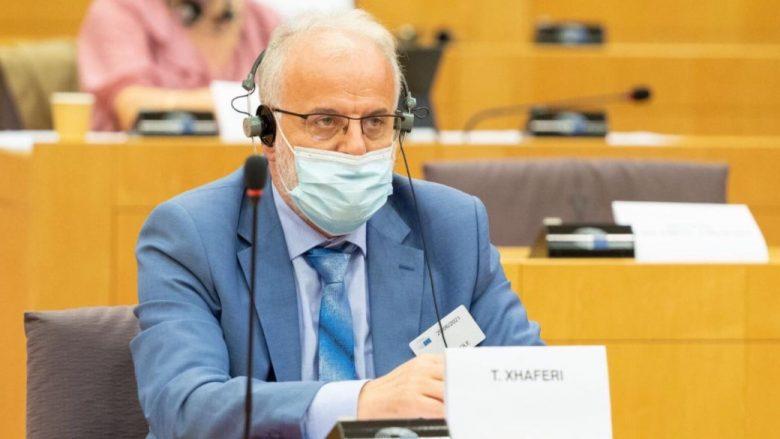 Xhaferi në takim me kryetarët e parlamenteve të vendeve nga Ballkani Perëndimor