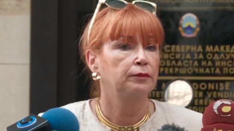 Ruskovska: Ka filluar shqyrtimi i dokumentacionit për spitalin në Tetovë