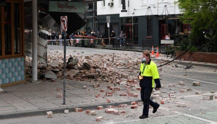 Australia goditet nga një tërmet me magnituë 5.8