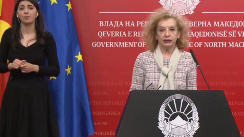 Buhova: Departamentet për Kovid i kanë rreptësishtë të ndaluar vizitat