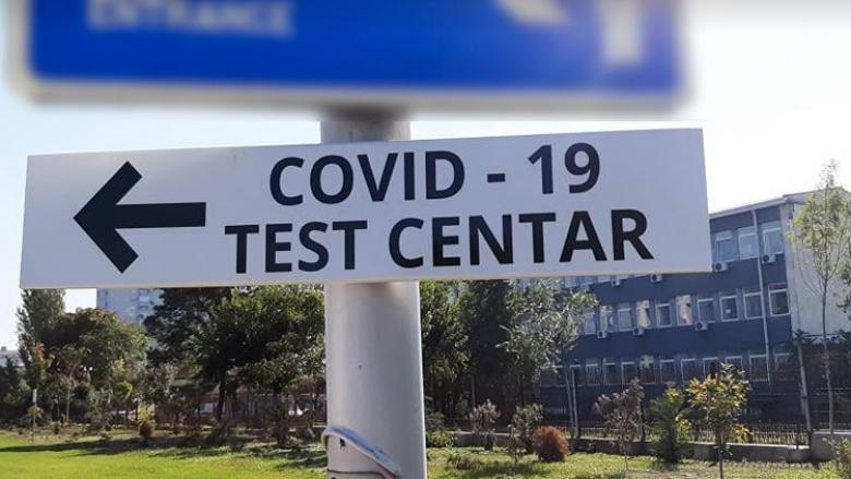 Zvogëlohet numri i të infektuarve me COVID-19 në Maqedoni