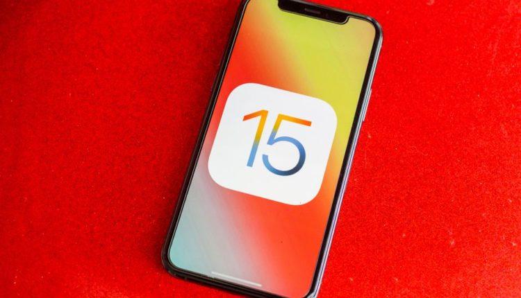 Ja sesi të shkarkoni iOS 15 tani