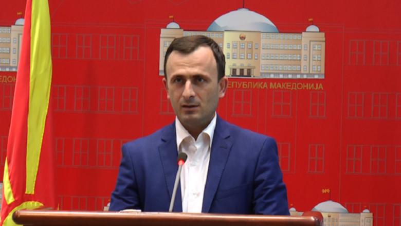 Mitrevski: OBRM-PDUKM po sillet në mënyrë johumane, e keqpërdor tragjedinë për pikë politike