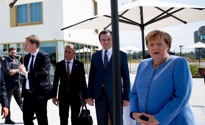 Kurti dhe Merkel do të realizojnë takim kokë më kokë