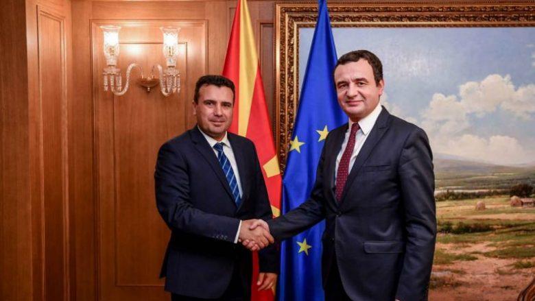 Sot mbahet seancë e përbashkët qeveritare mes Maqedonisë së Veriut dhe Kosovës