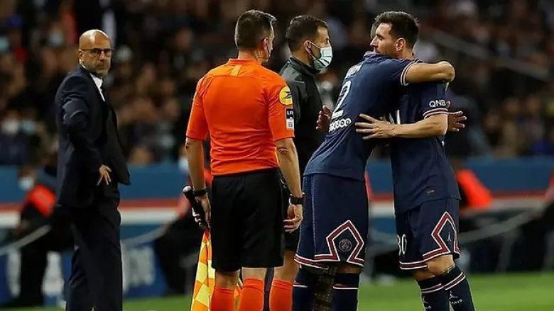 Zbulohet arsyeja e zëvendësimit të Messit në ndeshjen ndaj Lyonit