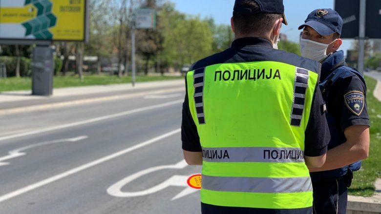 Shkup: 127 gjoba për shkeljet e rregullave në trafik