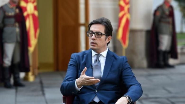 Pendarovski: Ruajtja e perspektivës për anëtarësim në BE është shtytësi kryesor për reforma në Ballkanin Perëndimor