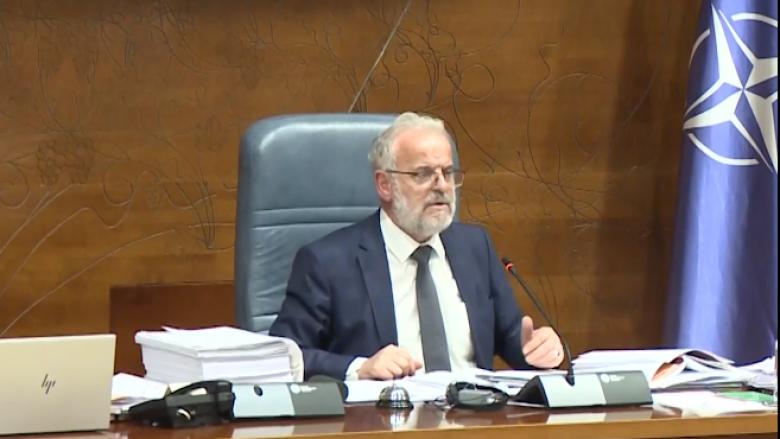 Xhaferi e kthen si jo të rregullt propozimin e OBRM-PDUKM-së për formimin e Komisionit Hetimor për zjarrin në Tetovë