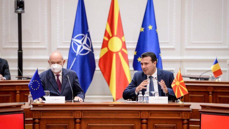 Zaev: Maqedonia e Veriut ka kryer detyrat e shtëpisë, në radhë është BE