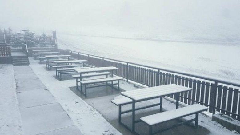 Nesër priten reshje të borës në Maqedoni
