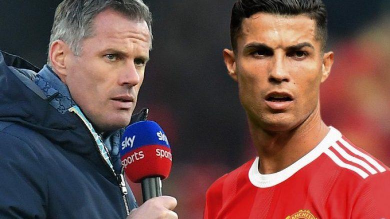 Carragher shfaq problemet që Ronaldo i ka shkaktuar Manchester Unitedit