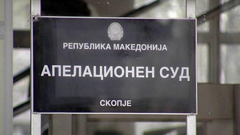 """Gjykata e Apelit në Shkup: Për të dëmtuarit e """"Eurostandard"""" bankës është vepruar sipas ligjit"""