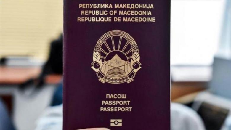 Pasaportat më të fuqishme në botë, i Maqedonisë në vendin e 31-të